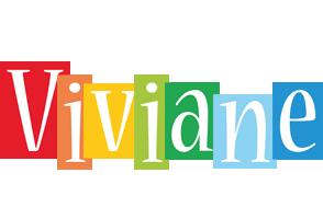 Viviane colors logo