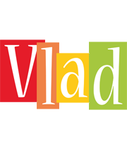 Vlad colors logo