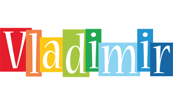 Vladimir colors logo