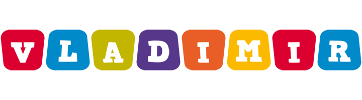 Vladimir kiddo logo