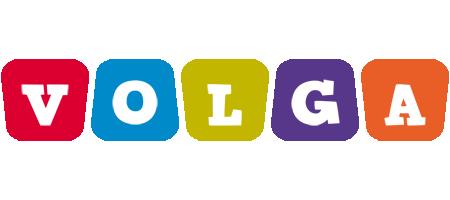 Volga kiddo logo