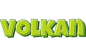 Volkan summer logo