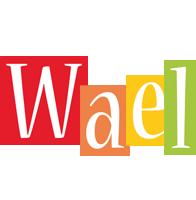 Wael colors logo