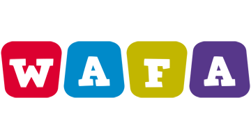 Wafa kiddo logo
