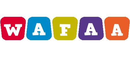 Wafaa kiddo logo