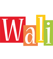Wali colors logo