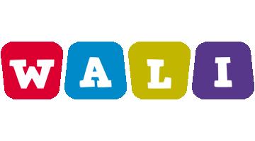 Wali kiddo logo