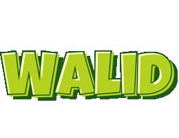 Walid summer logo