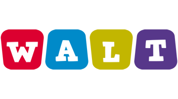 Walt kiddo logo