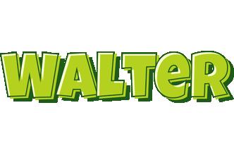 Walter summer logo