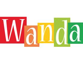 Wanda colors logo
