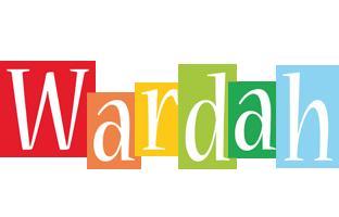 Wardah colors logo