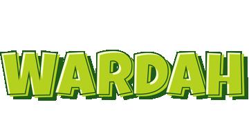 Wardah summer logo
