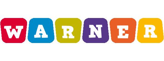 Warner kiddo logo