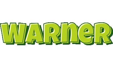 Warner summer logo
