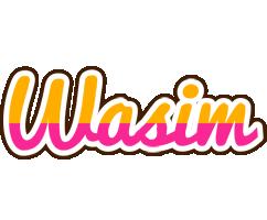 Wasim smoothie logo