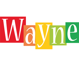 Wayne colors logo