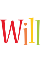 Will birthday logo
