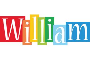 William colors logo