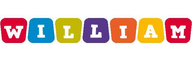 William kiddo logo