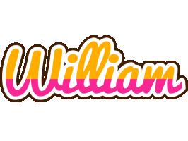 William smoothie logo