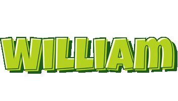 William summer logo