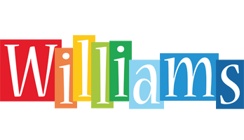 Williams colors logo