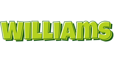 Williams summer logo