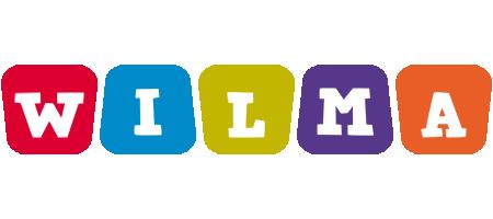 Wilma kiddo logo