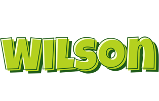 Wilson summer logo