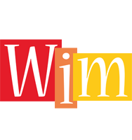 Wim colors logo