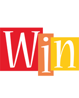 Win colors logo