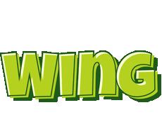 Wing summer logo