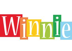 Winnie colors logo
