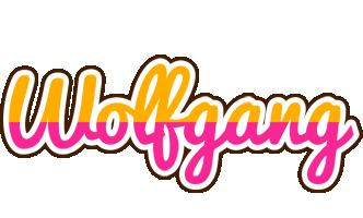 Wolfgang smoothie logo