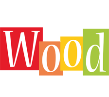 Wood colors logo