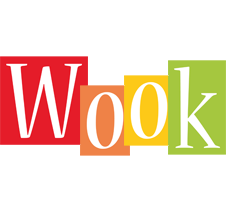 Wook colors logo