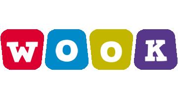 Wook kiddo logo