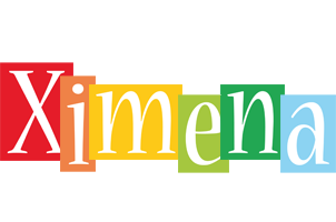 Ximena colors logo