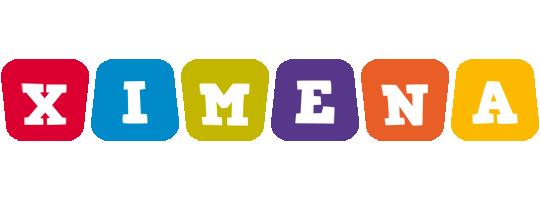 Ximena kiddo logo
