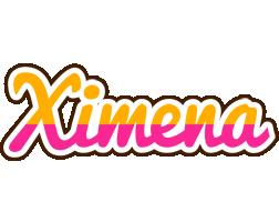 Ximena smoothie logo