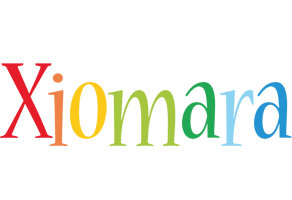Xiomara birthday logo