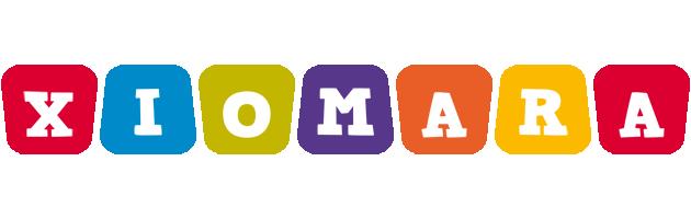 Xiomara kiddo logo