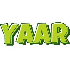 Yaar summer logo