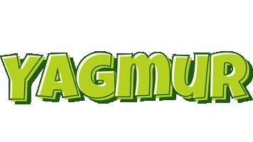 Yagmur summer logo