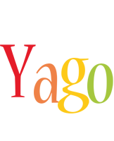 Yago birthday logo