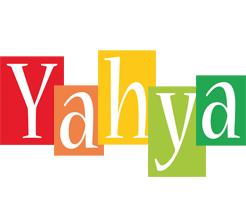 Yahya colors logo