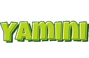 Yamini summer logo
