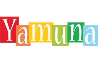 Yamuna colors logo