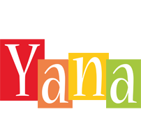 Yana colors logo